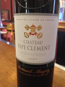 chateau pape clement tasting room5