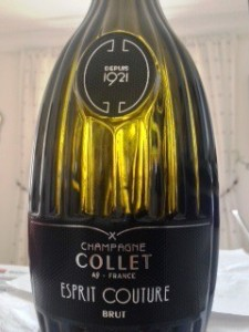 Champagne Collet's Esprit Couture Brut