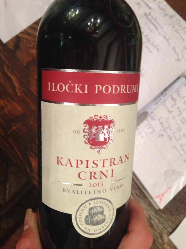 Ilok and Vukovar wine 2