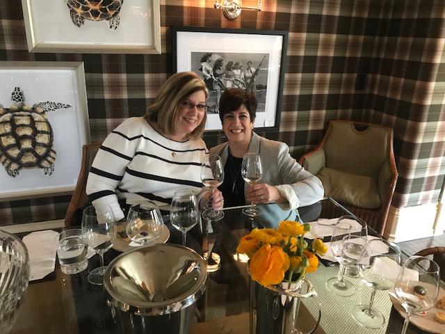 Lori and Cheryl - Cheers